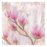 Tulip Tree 2 Print by Beverly Dyer