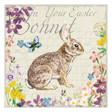 Easter Garden 4 Posters by  Ophelia & Co.
