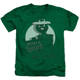 Juvenile: Sesame Street- Oscar Keepin It Trashy T-Shirt