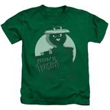 Youth: Sesame Street- Oscar Keepin It Trashy T-Shirt