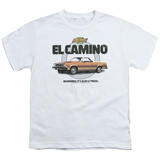 Youth: Chevy- El Camino Incredible Truck Shirt
