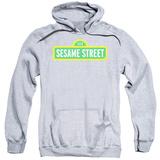 Hoodie: Sesame Street- Logo Pullover Hoodie