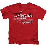 Juvenile: Chevy- Classic Impala T-Shirt