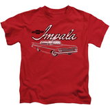 Youth: Chevy- Classic Impala T-Shirt