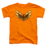 Toddler: Pontiac-1975 Firebird Emblem T-shirts
