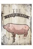 The Farmers Shop Prints by  OnRei