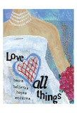 Weddings All Things Poster by Cherie Burbach