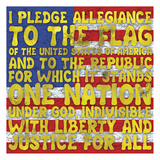 Allegiance Pledged Prints by Lauren Gibbons