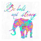 Boho Bold Art by Sheldon Lewis