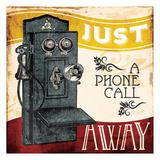 Just A Phone Reprodukcje autor Jace Grey