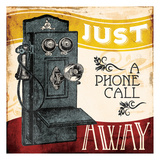 Just A Phone Prints by Jace Grey