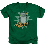 Youth: Sesame Street- Now Scram T-shirts