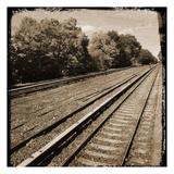 Vintage RailWay Posters by Sheldon Lewis