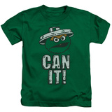 Juvenile: Sesame Street- Oscar Can It! T-shirts
