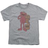 Youth: Sesame Street- Vintage Elmo T-Shirt