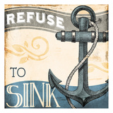 Refuse To Sink Prints by Jace Grey