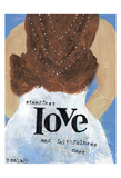 Weddings Steadfast Love Prints by Cherie Burbach