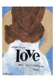 Weddings Steadfast Love Prints by Cherie Burbach