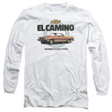 Long Sleeve: Chevy- El Camino Incredible Truck Shirts