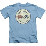Juvenile: Chevy- Classic Corvette Logo Shirt