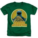 Youth: Sesame Street- Cookie Hug T-Shirt