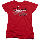 Womens: Chevy- Classic Impala T-shirts
