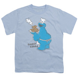 Youth: Sesame Street- Freshly Baked Cookies T-shirts