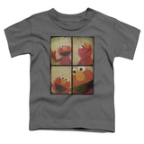 Toddler: Sesame Street- Elmo Photo Booth T-shirts