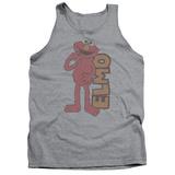 Tank Top: Sesame Street- Vintage Elmo Tank Top
