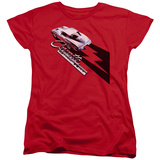 Womans: Chevy- Corvette Sting Ray T-Shirt