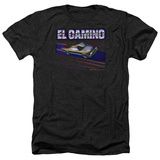 Chevy- El Camino Dash Shirt