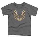 Toddler: Pontiac- Iconic Firebird Emblem Shirts