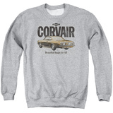 Crewneck Sweatshirt: Chevy- Corvair '65 Beauty T-shirts