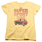 Womens: Chevy- Super Sport 396 T-shirts