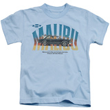 Juvenile: Chevy- Malibu Here & Now Car Shirts