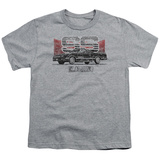 Youth: Chevy- Distressed El Camino SS T-Shirt