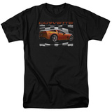 Chevy- Orange Z06 Vette T-Shirt