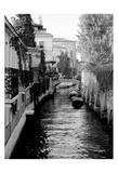 Cinque calli di Venezia 5 Posters by Jeff Pica