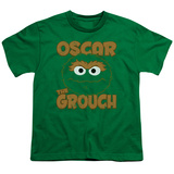 Youth: Sesame Street- Oscar Sees You Shirts