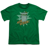 Youth: Sesame Street- Now Scram Shirts