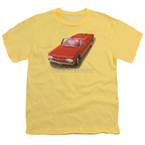 Youth: Chevy- 62 Corvair Monza Convertible Shirts