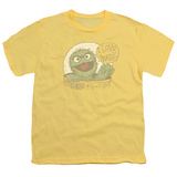Youth: Sesame Street- Oscar Loves Trash T-shirts