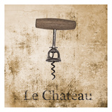 Le Chateau Prints by Victoria Brown