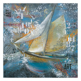 Stormy Seas 2 Prints by May May