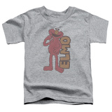 Toddler: Sesame Street- Vintage Elmo T-Shirt