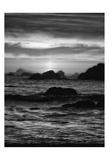 Sunset II Plakater af Joseph Rowland