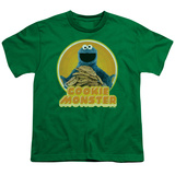 Youth: Sesame Street- Cookie Hug T-shirts