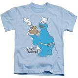 Youth: Sesame Street- Freshly Baked Cookies T-Shirt