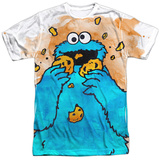 Sesame Street- That's How Cookie Crumble Shirts