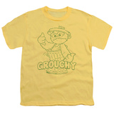 Youth: Sesame Street- Grouchy T-shirts